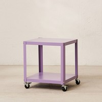 Rolling Side Table | Urban Outfitters