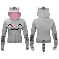 The Big Bang Theory Soft Kitty Women's Hoodie