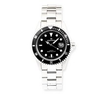 Mens Mountroyal Stainless Steel Divers Watch