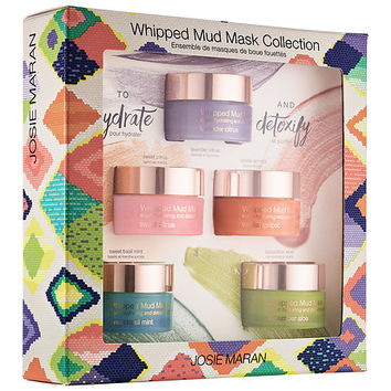 Whipped Mud Mask Collection - Josie Maran | Sephora