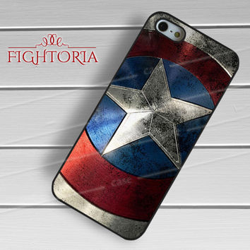 Shield captain america-1nay for iPhone 6S case, iPhone 5s case, iPhone 6 case, iPhone 4S, Samsung S6 Edge