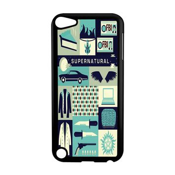 Supernatural 02 iPod Touch 5 Case