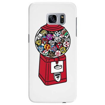 gumball machine lucha Samsung Galaxy S7 Edge