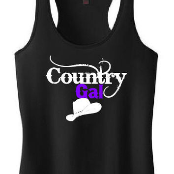 "Country Gal t-shirt""Southern tshirt,southern girl,country gal,southern charm tee,southern,simply southern tees,southern gal tee,country gal"