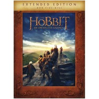The Hobbit: An Unexpected Journey (Extended Edition--Five-Disc Set) - Walmart.com