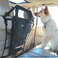 Car BackSeat Pet Barrier