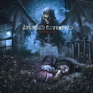 Avenged Sevenfold - Nightmare [Clean]