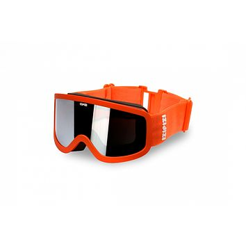 Izipizi - Sun Snow Small Orange Snow Goggles / Category 2 Lenses