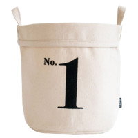 Canvas Bucket - No. 1