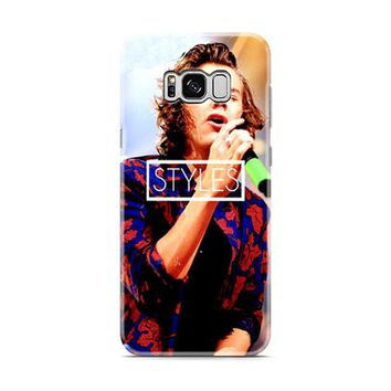 Harry Style One Direction 2 Samsung Galaxy S8 | Galaxy S8 Plus Case