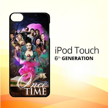 Once Upon A Time E0297 iPod Touch 6 Case