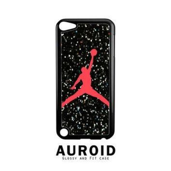 DCKL9 Nike Air Jordan Logo iPod Touch 5 Case Auroid
