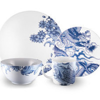 Ink Dish - Irezumi Set 4 Pcs [GS-InkDishIrset] - $64.00 - GSelect  - Gifts for Men. Unique, Cool Gift Ideas and Presents