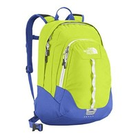 The North Face - Women's Vault Backpack (Snowcone Red/Twist Orange)