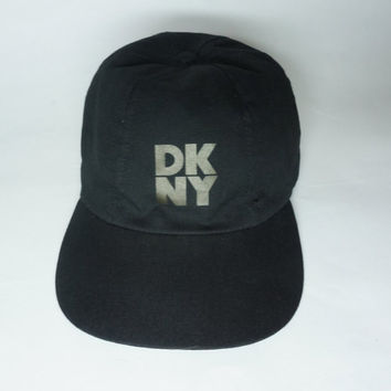 Vintage DKNY Donna Karan New York 90s Dad Hat