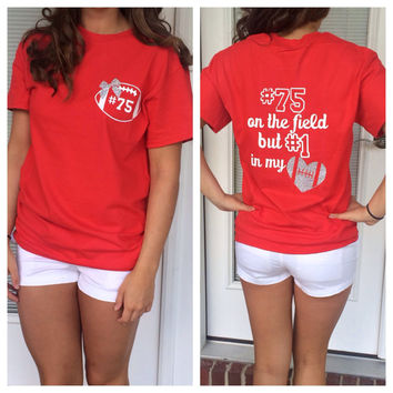 Football Girlfriend Shirt