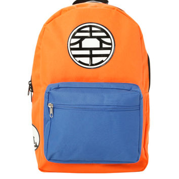 Dragon Ball Z Kame Symbol Backpack