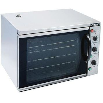 Stainless Steel Countertop Convection Oven Half Size Pro