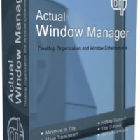 Actual Window Manager 8.12 Crack, License Key, Final