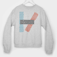 Twenty One Pilots Lyric Quote long sleeves for mens and womens by usa