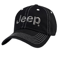 Jeep® Black Cap