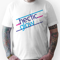 Hectic Glow Poster Unisex T-Shirt