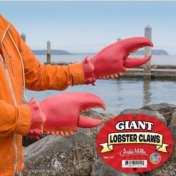 Lobster Claws Costume Accessory