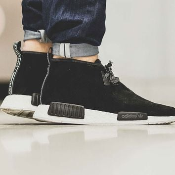 "NMD C1 Original Boost Chukka ""Black N White"""