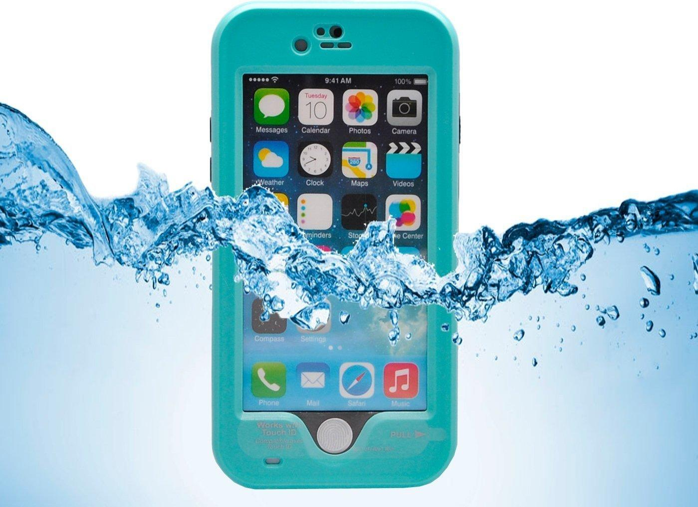 iphone 6 case iphone 6 new waterproof from amazon. Black Bedroom Furniture Sets. Home Design Ideas