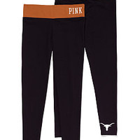 University of Texas Yoga Legging - PINK - Victoria's Secret