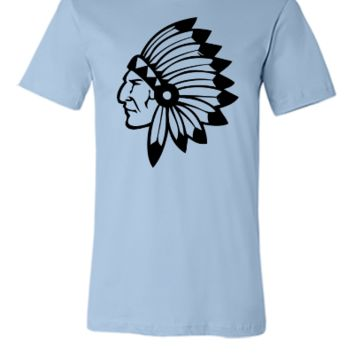 chief indian - Unisex T-shirt