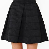 Aria Pleated Skirt
