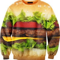 Fly Federation — Hamburger sweater
