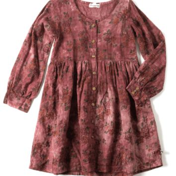 Appaman North Dress in Terrestrial Rose