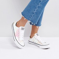 Converse Chuck Taylor High Trainers In Multi Sequin at asos.com
