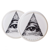 All Seeing Eye BMA Plugs (6mm-60mm)