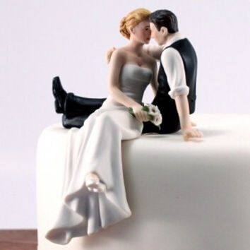 Bride and Groom Wedding Cake / Wedding decoration supplies