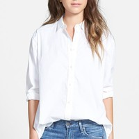 Women's J Brand Ready-To-Wear 'Atlantic' Button Front Blouse