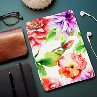 ipad air case leather smart cover flower for ipad mini ipad air 1 2 3 retina display flowerbg-07flower07
