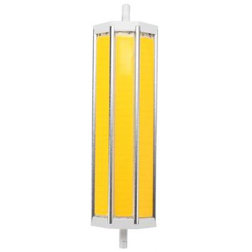 Dimmable Non Dimmable R7S 10 15 20 25W 78 118 135 189MM Pure Warm White COB SMD LED Floodlight Spot Corn Light Bulb Lamp 85-265V