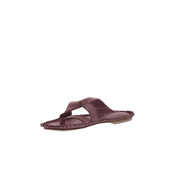 Free People Bailey Slip On Sandals Violet