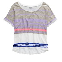 Aerie Women's Striped T-shirt