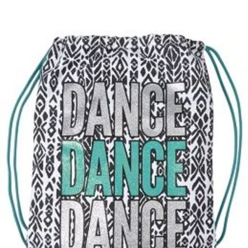 Dance Drawstring Tote | Girls Bags & Luggage Accessories | Shop Justice