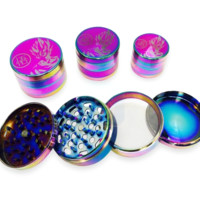 Dragon Ball Z Neo-Chrome Herb Grinder