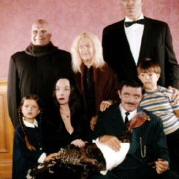 Addams Family Poster 24inx36in