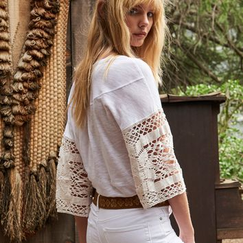 Free People Honey Top