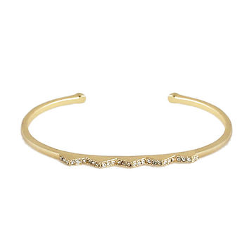 Ace Crystal Bangle