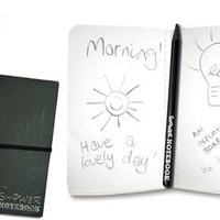 Luckies of London Waterproof Notebook (USLUCSH2)