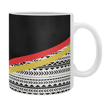 Allyson Johnson Mixed Aztec 2 Coffee Mug