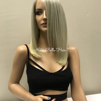 Blond Full Lace Wig - Emma